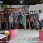 Dinas Penanaman Modal dan Pelayanan Terpadu Satu Pintu Kabupaten Bengkulu Utara melaksanakan kegiatan Bimbingan Teknis Perizinan Berusaha Berbasis Elektronik (OSS) dan LKPM Online